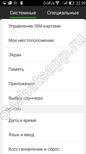 Основные проблемы с Whatsapp