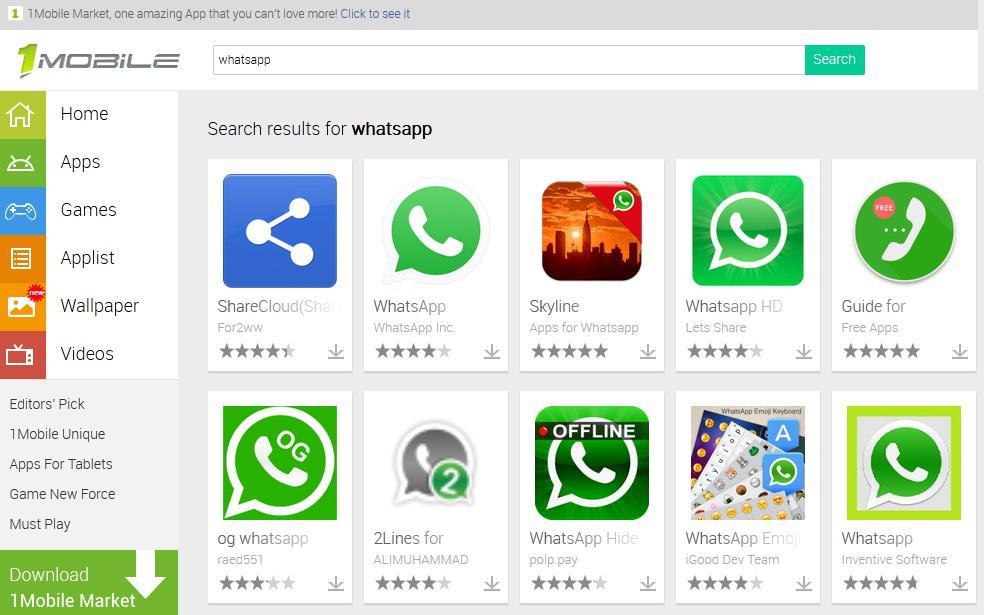 Cкачать WhatsApp Nokia X
